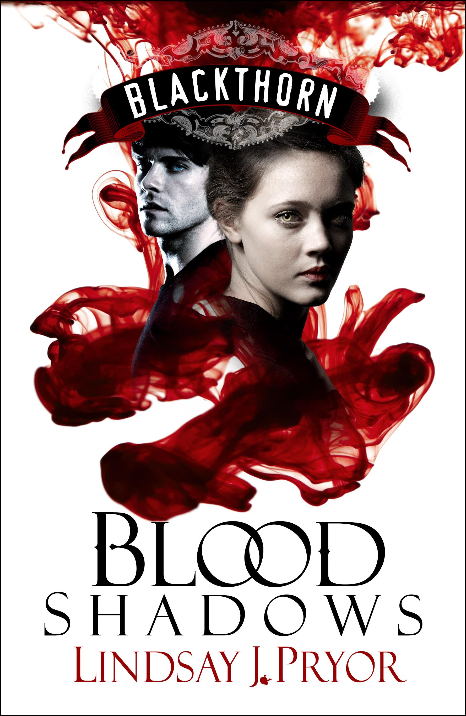 Blood Shadows cover image - Lindsay J. Pryor