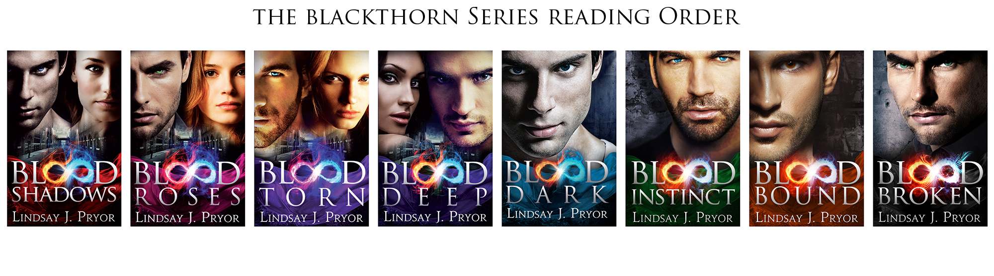 Blackthorn Books - Lindsay J  Pryor