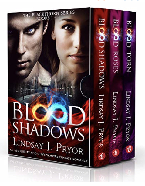 Blackthorn Books - Lindsay J  Pryor